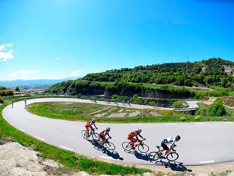 ruta-en-bicicleta-montseny-barcelona