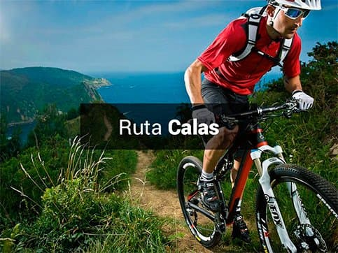 Ruta en bicicleta por calas de la Costa Brava de Barcelona Spain