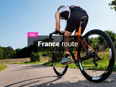 France bike route
