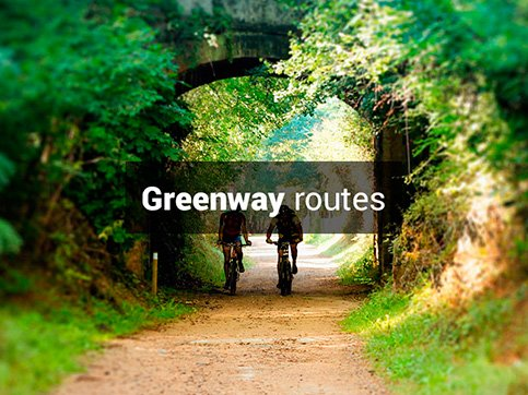 Greenway routes