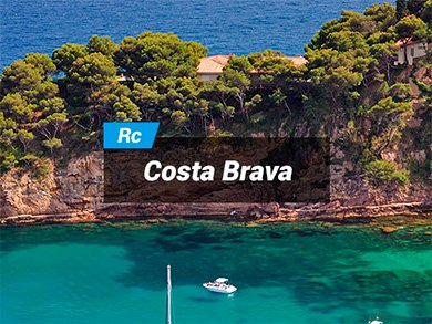 Best cycling routes Costa Brava Barcelona Spain